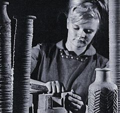 Anu Pentik, founder of the interior company Pentik. Woman of inspiration.