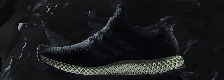 adidas adds a new dimension to sneaker production with its futurecraft 4D, as an industry-first use of digital light synthesis in high-performance footwear.