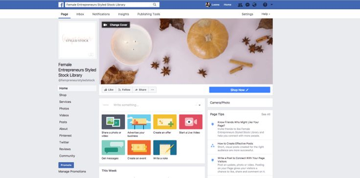 Facebook cover video in three easy steps