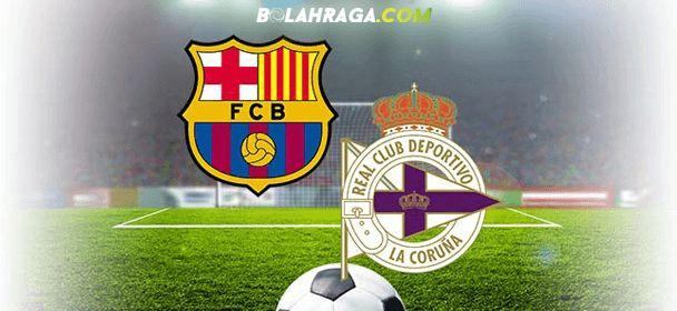 Prediksi Bola: Barcelona VS Deportivo La Coruna 12 Desember 2015