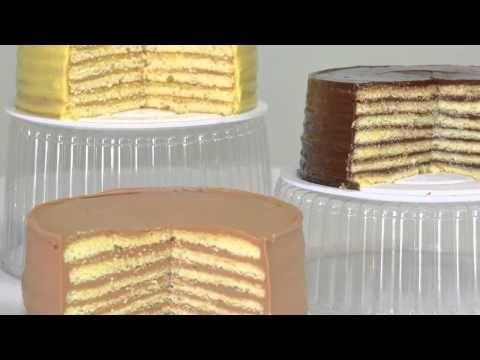Layer Cake Andalusia Al