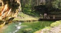 "Mullerthal Trail, a fascinating, quality certified trail in the heart of ""Luxembourg's Little Switzerland"""
