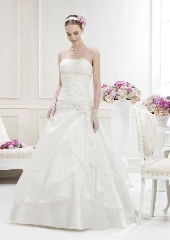 Collezione abiti da sposa #Colet 2012, abito da #sposa 63558
