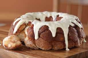 #kraftrecipes Cinnamon Pull-Apart Bread recipe - Mmmm! I have made this pull