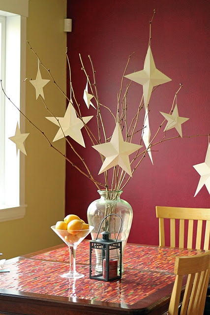 Cheap and easy way to decorate