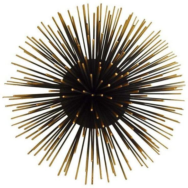 Sea Urchin Wall Decor 185 Sek Liked On Polyvore Featuring