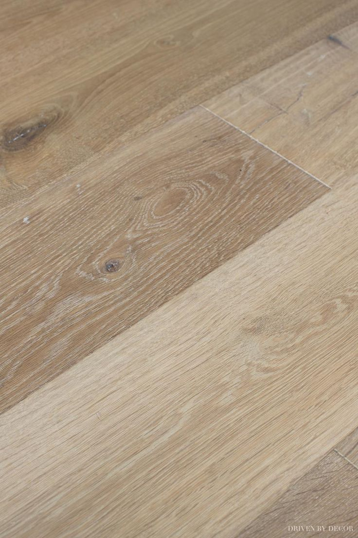 Our Hallmark Wood Floors My One Year Later Review Flooring