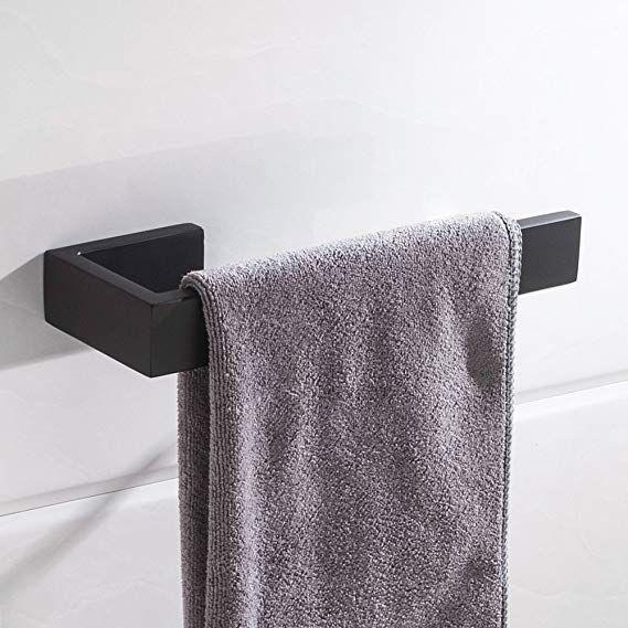 Q7008BR Finitura spazzolata TURS 22-inch asciugamano bagno rack storage Organizer appendiabiti asciugamano bar SUS 304 in acciaio inox montaggio a parete