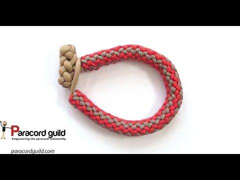 Herringbone paracord bracelet - Paracord guild