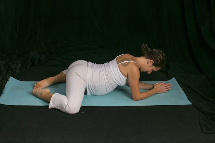 Zwanger zijn en yoga