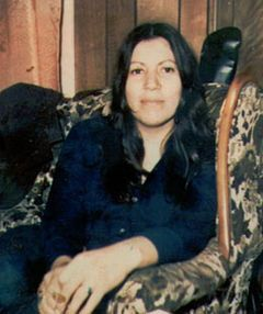 """Annie Mae Aquash, Mi'kmaq name Naguset Eask was a Mi'kmaq activist from Nova Scotia, Canada, who became a member of the American Indian Movement """"AIM,"""" on the Pine Ridge Indian Reservation, United States during the mid-1970s."""
