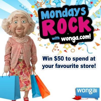 Mondays Rock With Wonga.com - Enter every Monday on Facebook: https://www.facebook.com/wongacanada