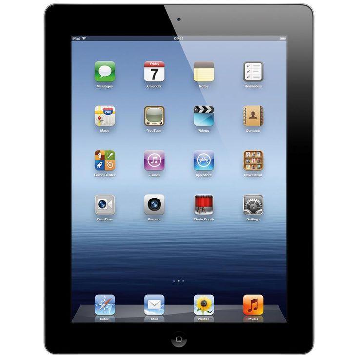 """Novo iPad Apple MC706BR/A com 32GB, Wi-Fi, Bluetooth 4.0, Câmera HD, Acelerômetro, Bússola Digital, Tela 9,7"""" e iOS 5.1 – Preto - http://batecabeca.com.br/novo-ipad-apple-mc706bra-com-32gb-wi-fi-bluetooth-4-0-cmera-hd-acelermetro-bssola-digital-tela-97-e-ios-5-1-preto.html"""