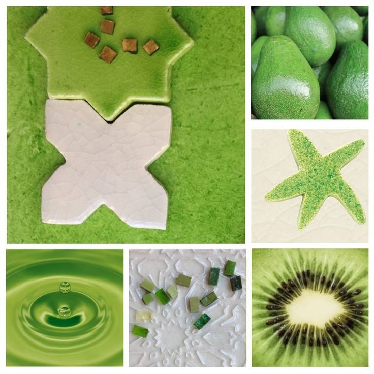 #green #moodboard #domenicomori