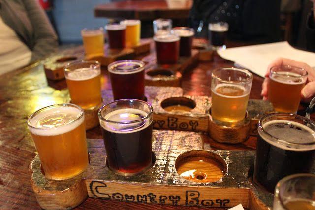 Country Boy Brewing, Lexington, Kentucky