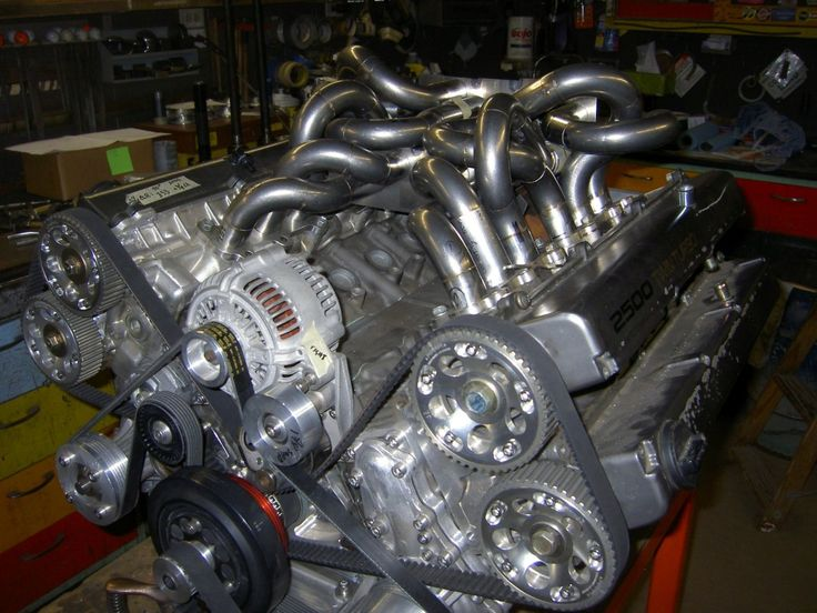 This Mad Engineer Built A Quad Turbo From 2 Supra Motors!