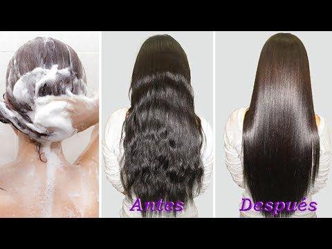 (2) Esta mujer lavo su cabello por 2 semanas con esto y algo increíble pasó - YouTube