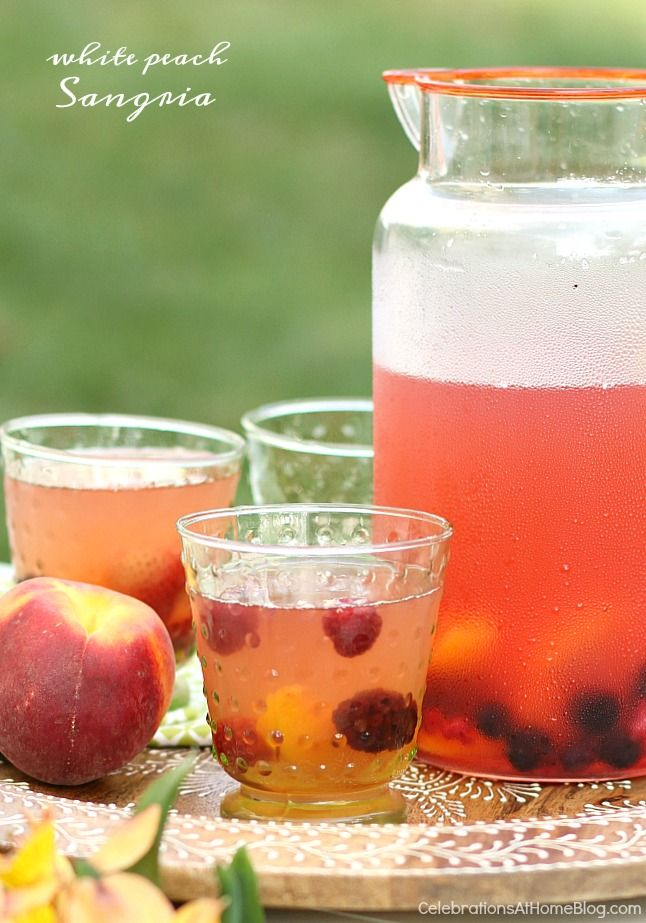 14 best Peach party ideas images on Pinterest | Peaches, Peach ...
