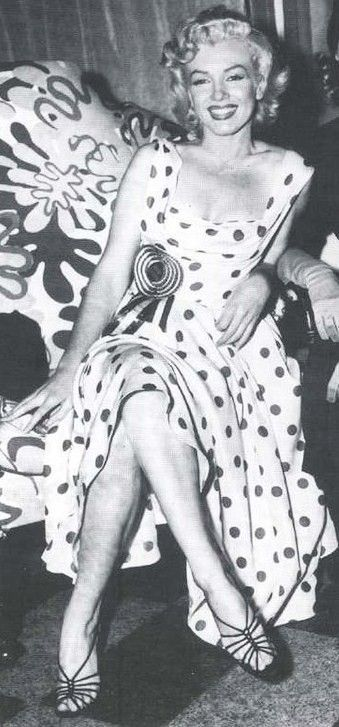 Marilyn in Atlantic City for the Miss America Pageant, September 1952.