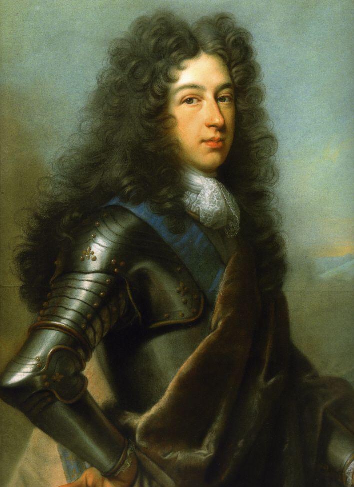 Le duc de Bourgogne, petit fils de Louis XIV...
