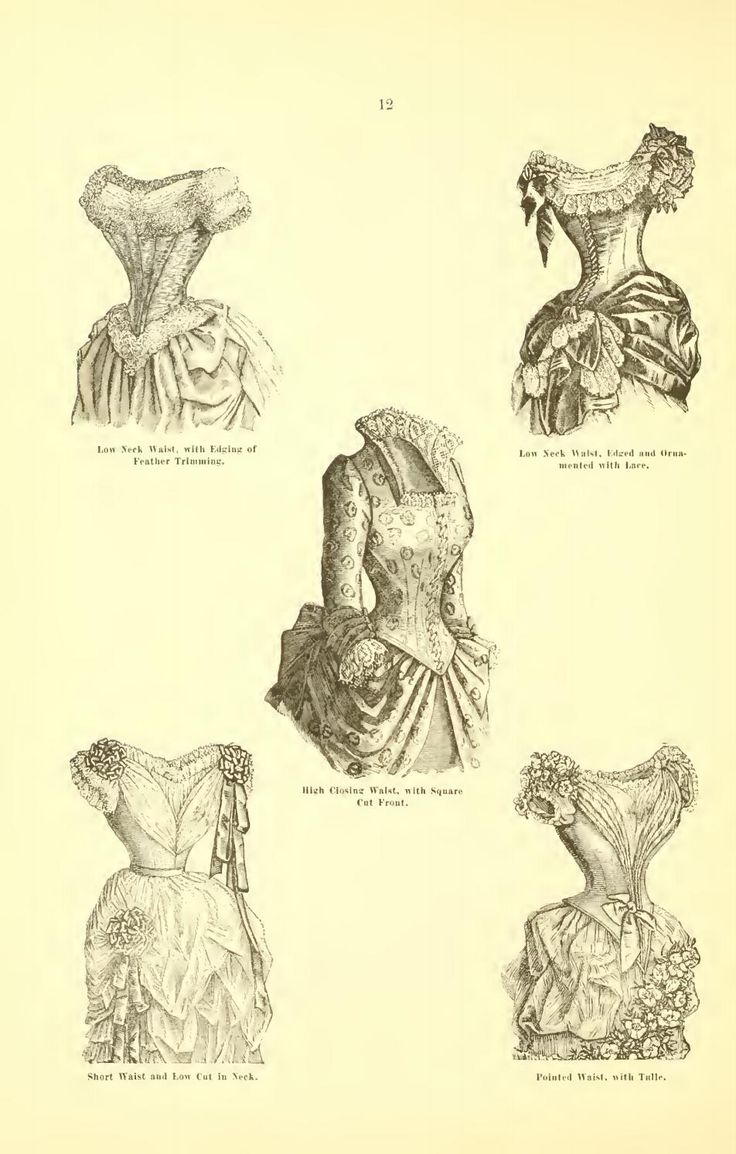 Hecklinger's textbook How to cut and make up ladies garments 1886