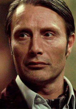 """hannibaalecter: """"Hannibal Lecter meme [7/8 other outfits] - dinner party outfit """""""