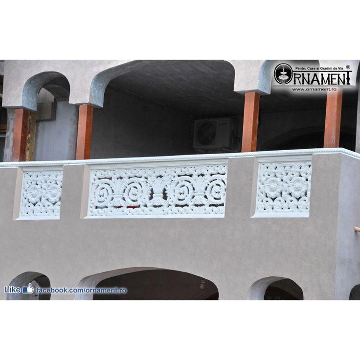 Trafor in stil Neoromanesc din beton
