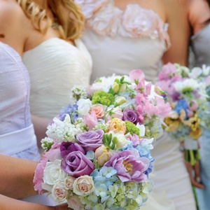 Y are for your bridesmaids. They can be such an important part of your day