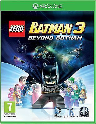 LEGO Batman 3 - Beyond Gotham For XBOX One (New & Sealed)