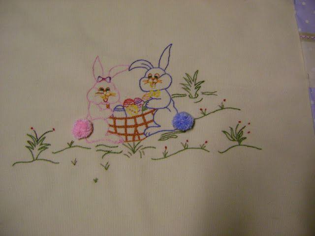 Hobi Günlük: Güzel bir bebek battaniyesi..