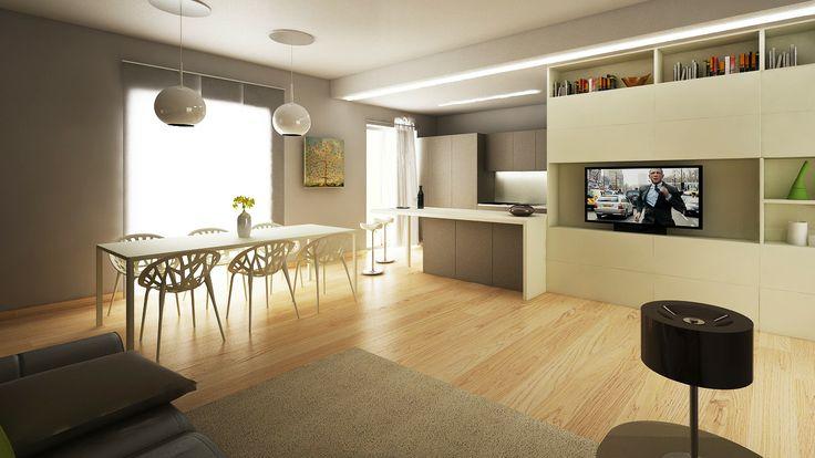 Render di appartamento