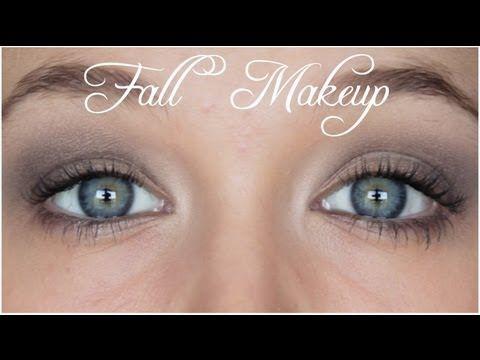 [ Tutoriel Maquillage n°23 ] : Fall Makeup 2013 !
