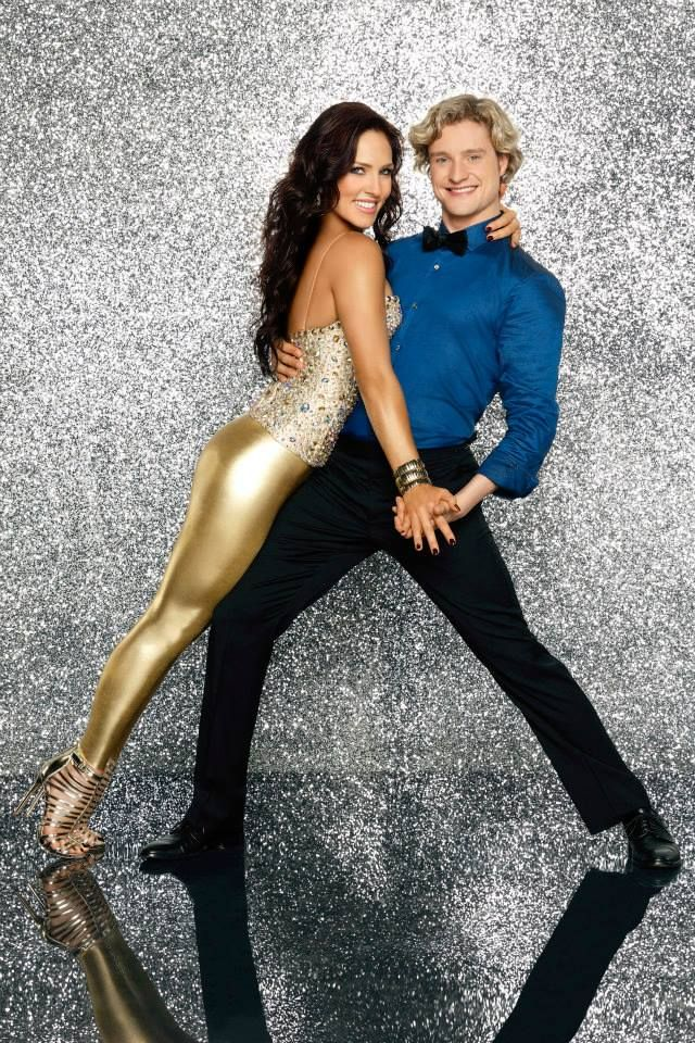 #DWTS - Charlie White and Sharna Burgess
