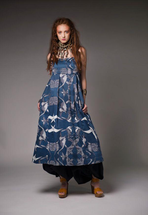 Waterbird Dress and Kolau Mountain Pants #dogstar #dogstarclothing #laika #fashion #brisbanedesigner #australia