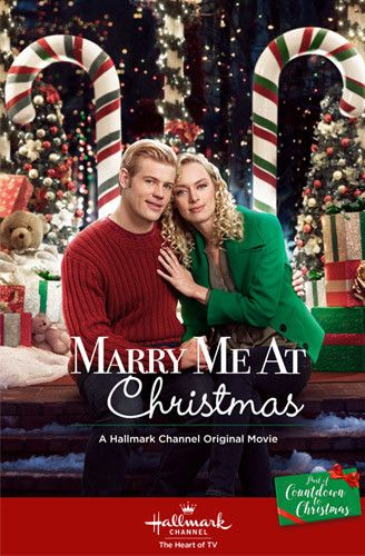 "Hallmark Channel's ""Marry Me at Christmas"" Premiering This Saturday, Oct 28th at 8pm/7c!  #MarryMeAtChristmas – The Night Owl Mama"