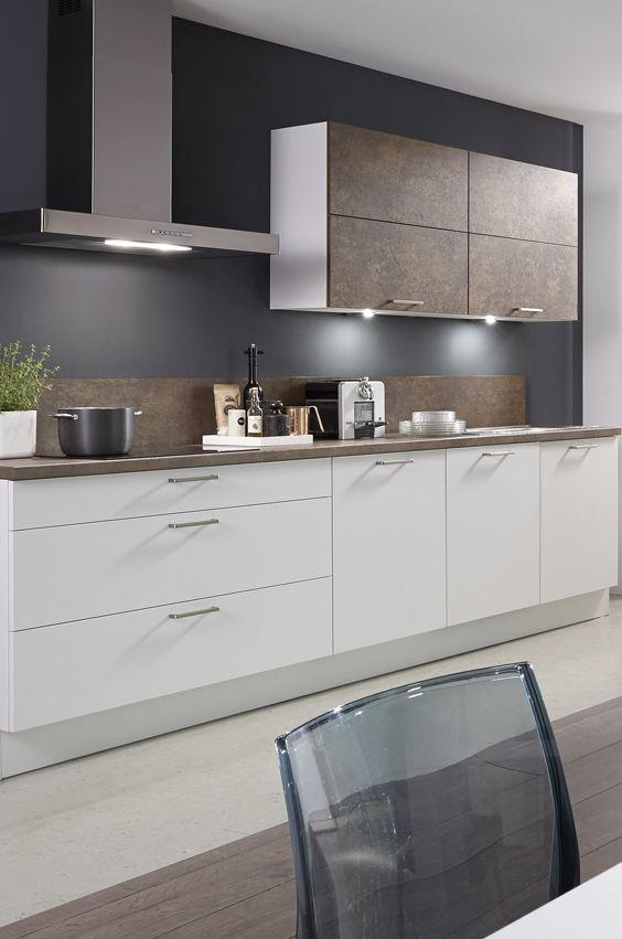 37 best Küche images on Pinterest Modern kitchens, Kitchen ideas