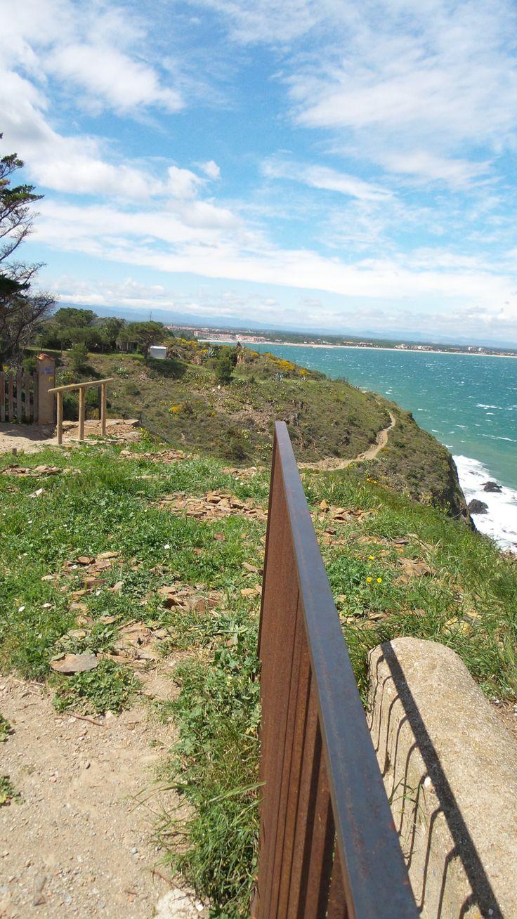 le racou.....sentier du litoral