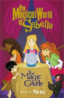 Wicca Witch 4 Book Blog: MDDr Presents: The Magical World of Sebella Giveaway