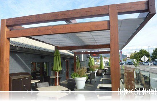 Modern Slanted Pergola Ideas Google Search Backyard