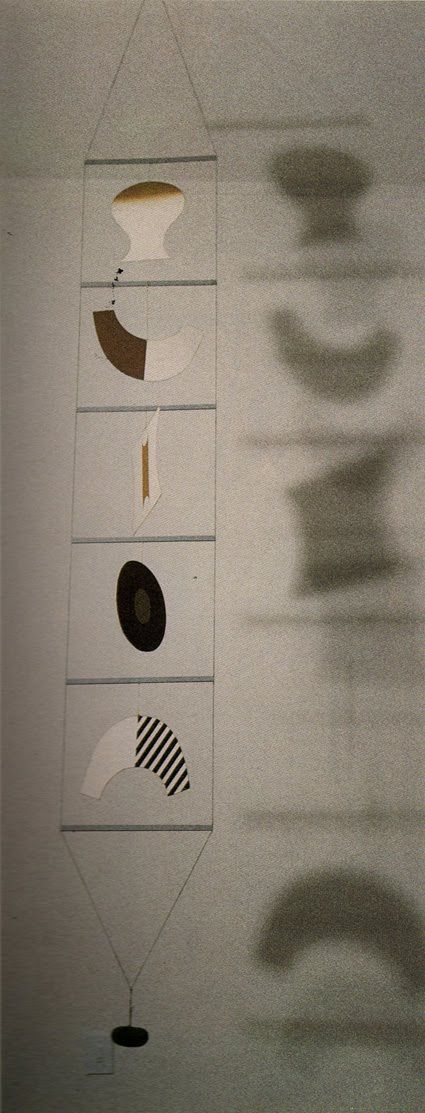 Bruno Munari –Machine inutile, 1934