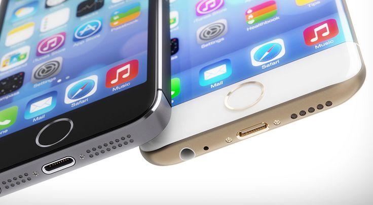 """iPhone 6: Kann Euch dieses runde neue iPhone überzeugen? - http://apfeleimer.de/2014/04/iphone-6-kann-euch-dieses-runde-neue-iphone-ueberzeugen -                 Ein weiteres iPhone 6 Konzept aus der Feder des Meisters Martin Hajek. Diesmal aber noch deutlich """"runder gedacht"""" als die bisherigen Überlegungen zum iPhone 6, die wir auf unserer Sammelseite bereits zusammengefassthaben. Dabei stützt sich auch diese Studie auf bi..."""