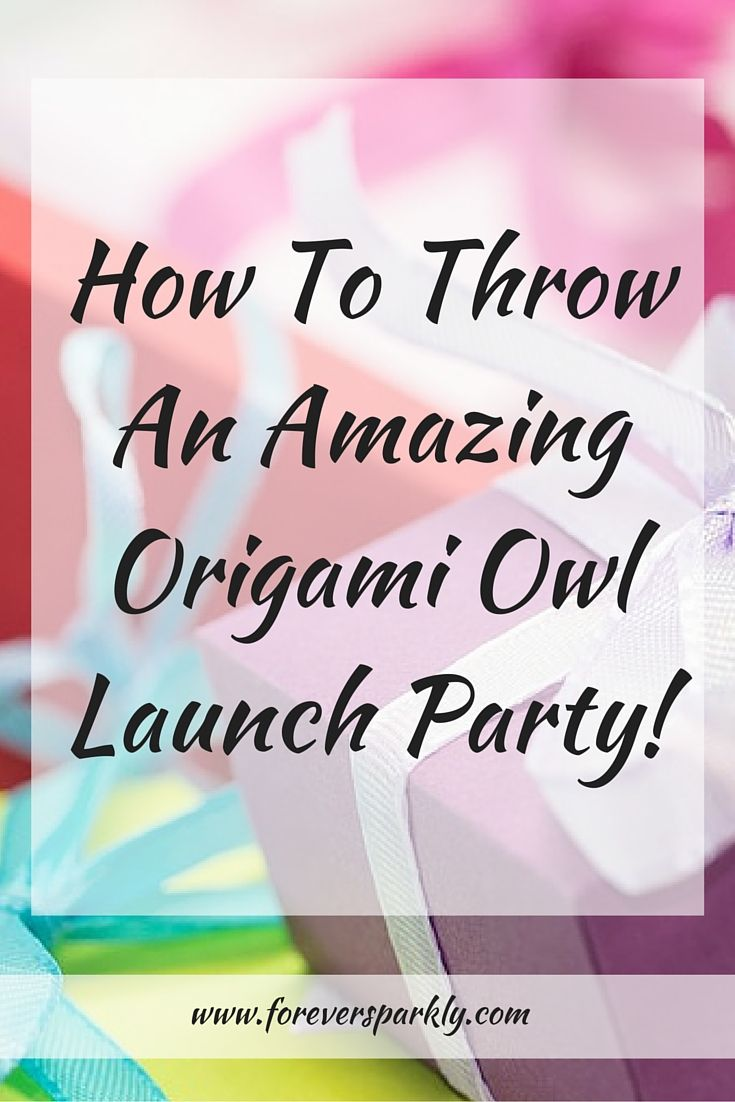 Looking for tips on how to throw an amazing Origami Owl Launch party? Click to find out WHY you need to be your own hostess and the best ways to have a successful Origami Owl Launch Party!