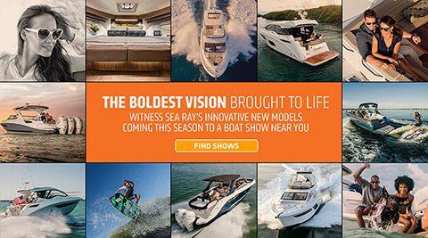 Sport Boats | Sport Cruisers | Sport Yachts | Yachts  |  Sea Ray Boats