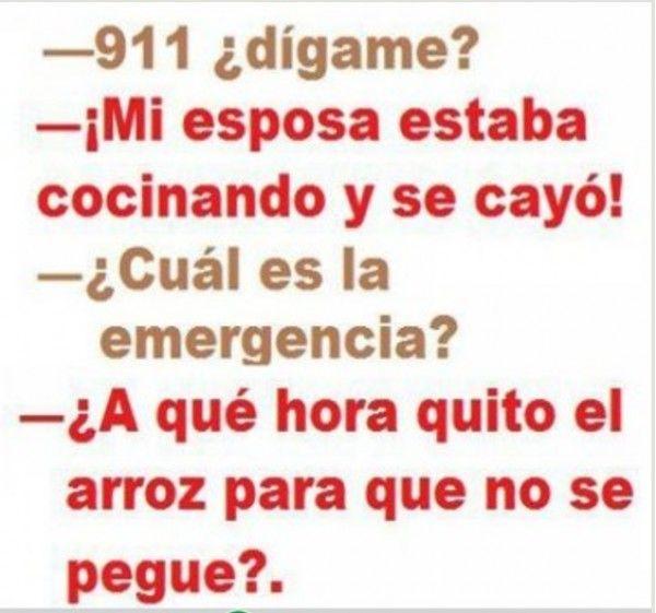 LLamando al 911
