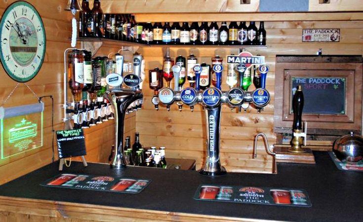 Pub-Sheds - Backyard Pubs | Cool Material