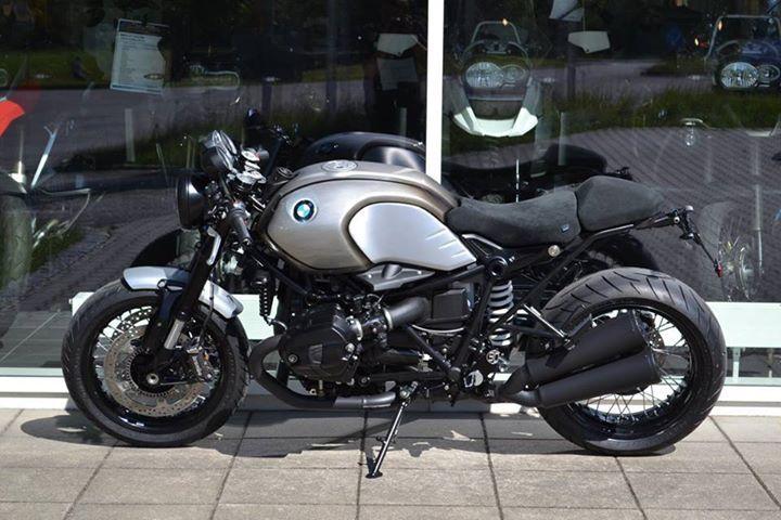 r ninet rizoma edition - bmw martin | custom motorcycles