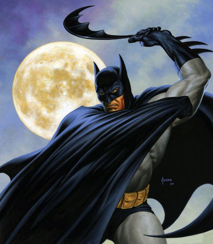 Batman - Joe Jusko