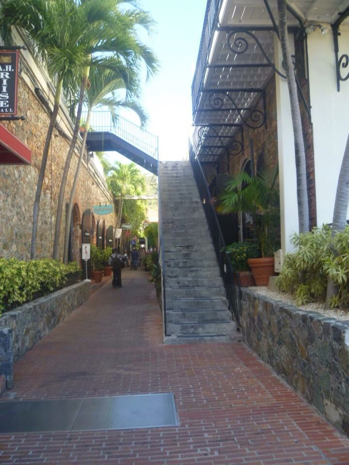 St. Thomas, U.S.A Virgin Islands.