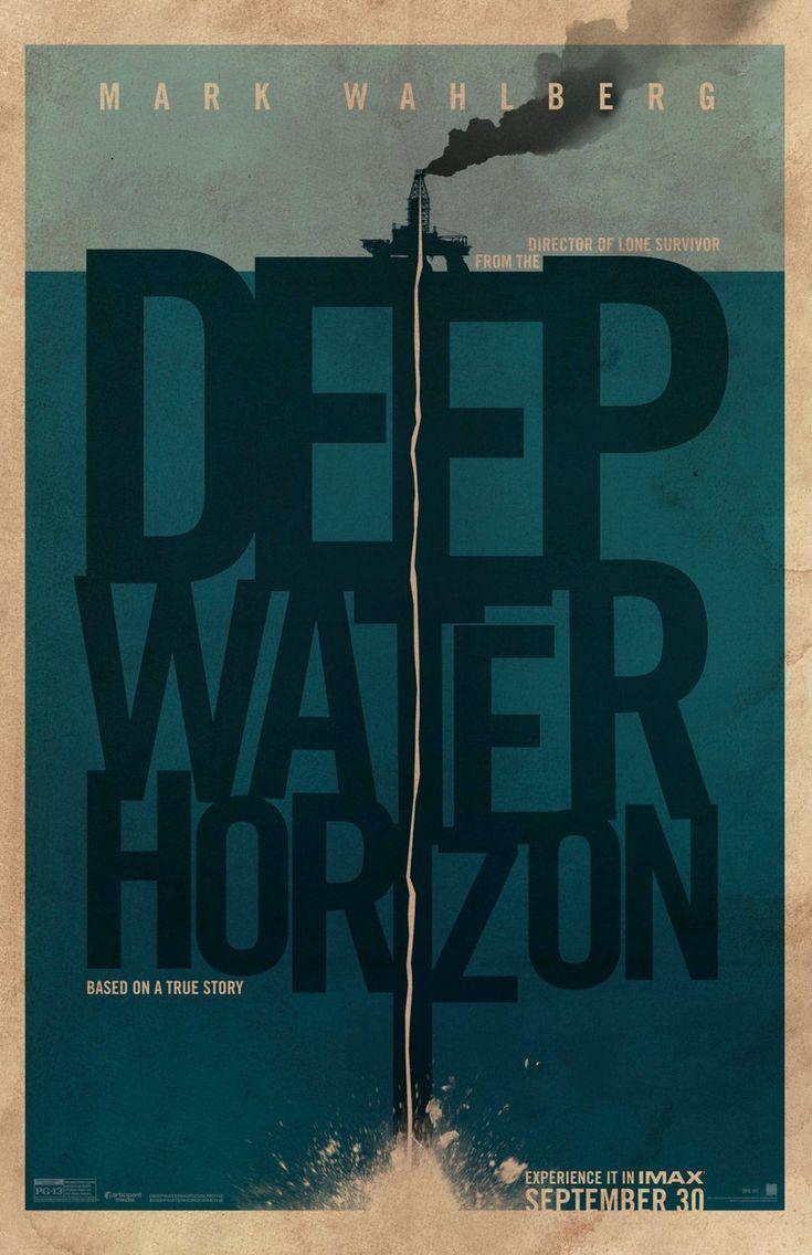 Żywioł. Deepwater Horizon (2016, Peter Berg) #MarkWahlberg #KurtRussell