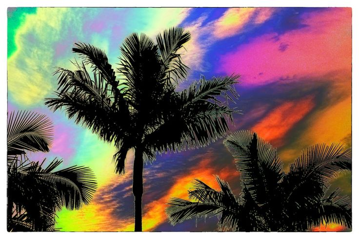 Whiskey inspired sunset....